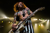 The Darkness at The Vic Theatre 2013