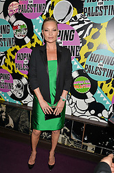 KATE MOSS at Hoping's Greatest Hits - the 10th Anniversary of The Hoping Foundation's charity benefit held at Ronnie Scott's, 47 Frith Street, Soho, London on 16th June 2016.