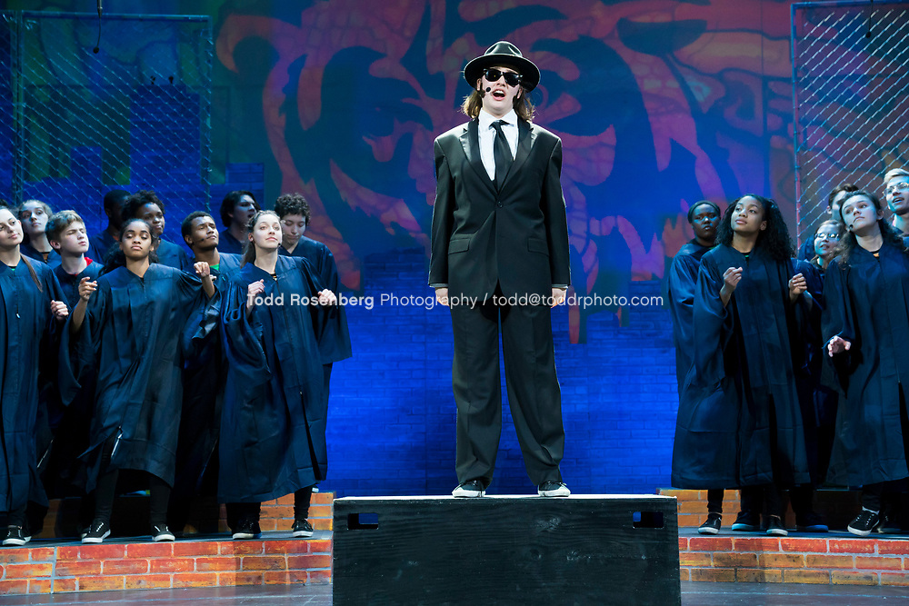 3/8/18 8:15:59 PM -- Chicago, IL, USA<br /> <br /> Chicago Children's Choir Dress rehearsal of &quot;Long Way Home.&quot;<br /> <br /> &copy; Todd Rosenberg Photography 2018