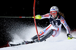 11-01-2011 SKIEN: FIS WORLD CUP: FLACHAU<br /> FIS World Cup Ski Alpin, Ladies, Slalom /  Nastasia Noens (FRA)<br /> **NETHERLANDS ONLY**<br /> ©2011-WWW.FOTOHOOGENDOORN.NL /  EXPA-S. Zangrando