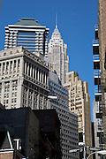 UNITED STATES-NEW YORK-Old and new buildings. PHOTO: GERRIT DE HEUS.VERENIGDE STATEN-NEW YORK. Oude en nieuwe gebouwen. PHOTO  GERRIT DE HEUS