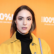 NLD/Amsterdam/20180220 - 100% NL Awards 2018, Teske de Schepper