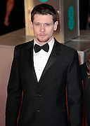 Feb 8, 2015 - EE British Academy Film Awards 2015 - Red Carpet Arrivals at Royal Opera House<br /> <br /> Pictured: Jack O'Connell<br /> ©Exclusivepix Media