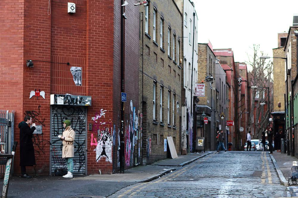 Chance Street, London E1