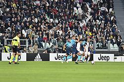May 19, 2019 - Turin, Turin, Italy - Paulo Dybala, Miralem Pjanic of Juventus FC and Berat Djimsiti, , Papu G—mez,  of Atalanta BC during the Serie A match at Allianz Stadium, Turin (Credit Image: © Antonio Polia/Pacific Press via ZUMA Wire)
