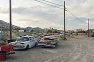 USA,Nevada, Tonopah, outskirts of town