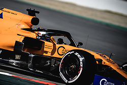 March 1, 2019 - Barcelona, Catalonia, Spain - CARLOS SAINZ (ESP) from team McLaren drives in his MCL34 during day eight of the Formula One winter testing at Circuit de Catalunya (Credit Image: © Matthias OesterleZUMA Wire)