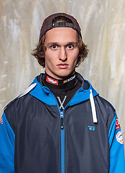 08.10.2016, Olympia Eisstadion, Innsbruck, AUT, OeSV Einkleidung Winterkollektion, Portraits 2016, im Bild Lukas Müllauer, Freestyle, Herren // during the Outfitting of the Ski Austria Winter Collection and official Portrait Photoshooting at the Olympia Eisstadion in Innsbruck, Austria on 2016/10/08. EXPA Pictures © 2016, PhotoCredit: EXPA/ JFK