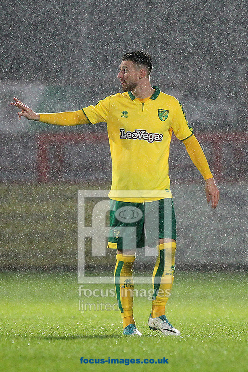 James Husband of Norwich during the Pre-season Friendly match at the Lamex Stadium, Stevenage<br /> Picture by Paul Chesterton/Focus Images Ltd +44 7904 640267<br /> 11/07/2017