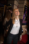 Fiona Phillips, Memphis, The Musical. Press night and after party. Shaftesbury Theatre, London WC2 and party at Floridita, Wardour st. Soho.