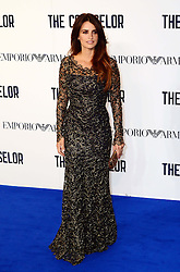 Penelope Cruz arriving for a special screening of The Counselor, in  London,  Thursday, 3rd October 2013. Picture by Nils Jorgensen / i-Images