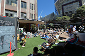 20150217 Smokey Feel - ICC Cricket World Cup Activation Event