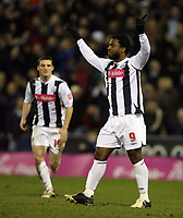 Photo: Rich Eaton.<br /> <br /> West Bromwich Albion v Preston North End. Coca Cola Championship. 26/12/2006. Nathan Ellington #9 scores in the second half to make it 3-2 to West Brom