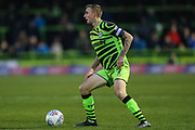 Forest Green Rovers Carl Winchester(7) during the EFL Sky Bet League 2 match between Forest Green Rovers and Plymouth Argyle at the New Lawn, Forest Green, United Kingdom on 16 November 2019.