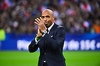 Thierry HENRY - 26.03.2015 - France / Bresil - Match Amical<br />