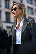 Karlie Kloss at Michael Kors FW2015