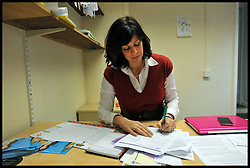 Claire Perry Conservative Member of Parliament for Devizes in her Constituency office, Friday February 17, 2012. Photo By Andrew Parsons/ i-Images<br /> <br /> File Photo - Claire Perry says politicians have 'out of touch sense of entitlement' .<br /> David Cameron's advisor on child abuse has lashed out at the Westminster 'chumocracy' that has protected itself from allegations of paedophilia. Photo filed Friday 11 July 2014.