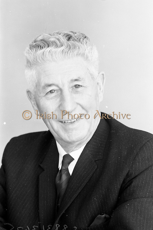 09/08/1967<br /> 08/09/1967<br /> 09 August 1967<br /> Mr. Brendan C. Considine, Chairman, Agricultural Credit Corporation Ltd. at the Agricultural Credit Corporation Ltd. office, Harcourt Street, Dublin.