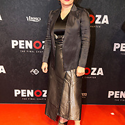 NLD/Amsterdam/20191118 - Filmpremiere Penoza: The Final Chapter, Carly Wijs