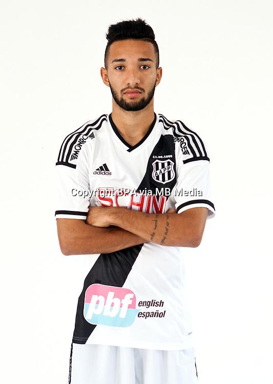 Brazilian Football League Serie A / <br /> ( Associacao Atletica Ponte Preta ) - <br /> Clayson Henrique da Silva Vieira