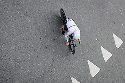 Trixi Worrack at UCI Road World Championships Elite Women's Individual Time Trial 2017 a 21.1 km time trial in Bergen, Norway on September 19, 2017. (Photo by Sean Robinson/Velofocus)