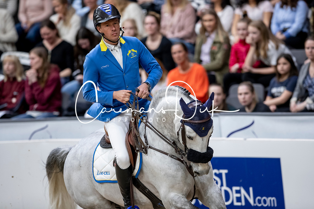 Ahlmann Christian, GER, Clintrexo Z<br /> LONGINES FEI World Cup™ Finals Gothenburg 2019<br /> © Hippo Foto - Stefan Lafrentz<br /> 05/04/2019