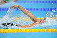 LONDON OLYMPIC GAMES 2012 - AQUATICS CENTRE , LONDON (ENG) - 04/08/2012 - PHOTO : POOL / KMSP / DPPI<br /> <br /> SWIMMING -  MEN'S 400 M INDIVIDUAL MEDLEY - HEAT 1 - RYAN LOCHTE (USA)