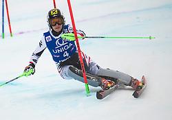 29.12.2013, Hochstein, Lienz, AUT, FIS Weltcup Ski Alpin, Lienz, Slalom, Damen, 1. Durchgang, im Bild Kathrin Zettel (AUT) // during the 1st run of ladies slalom Lienz FIS Ski Alpine World Cup at Hochstein in Lienz, Austria on 2013/12/29, EXPA Pictures © 2013 PhotoCredit: EXPA/ Michael Gruber