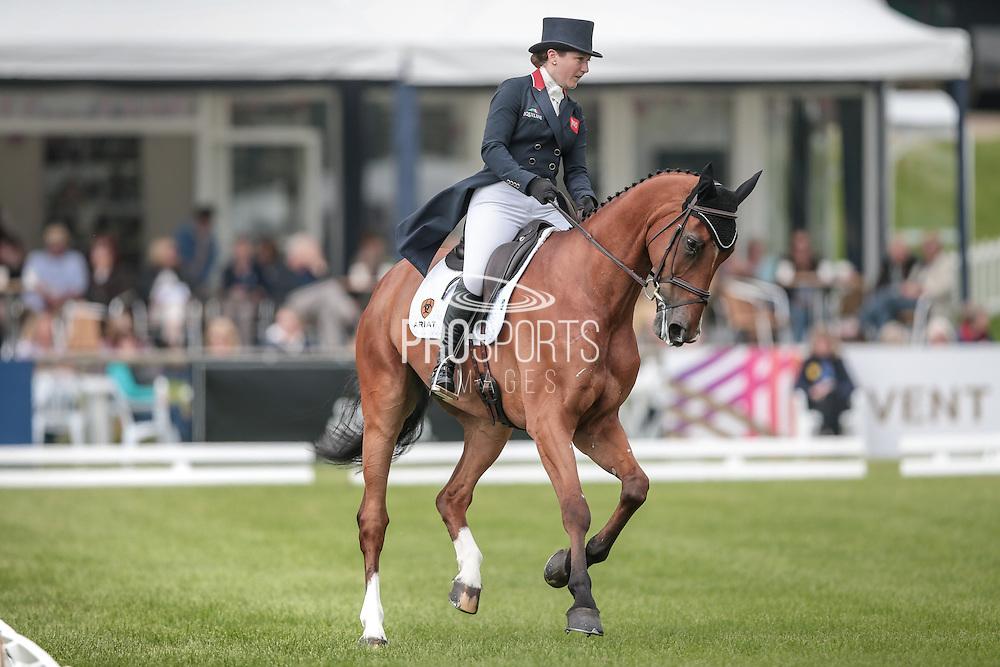 PAMERO 4 ridden by Laura Collett at Bramham International Horse Trials 2016 at Bramham Park, Bramham, United Kingdom on 9 June 2016. Photo by Mark P Doherty.