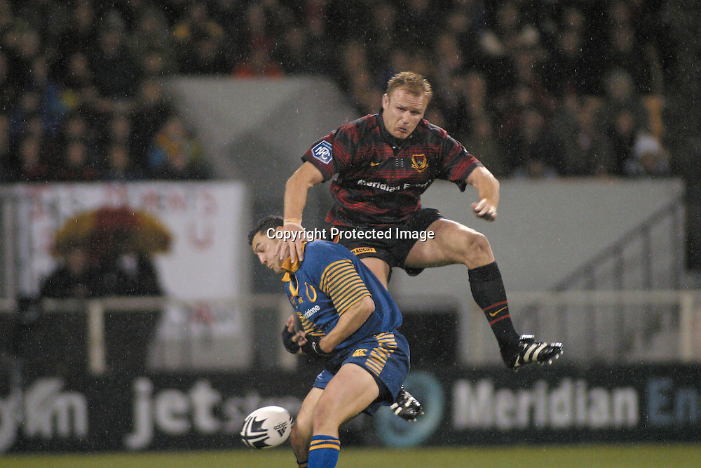 12 October 2002, NPC, Ranfurly Shield, Jade Stadium, Christchurch, New Zealand.<br />