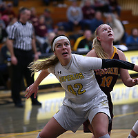 Women's Basketball: University of Wisconsin-Superior Yellow Jackets vs. Concordia College, Moorhead Cobbers