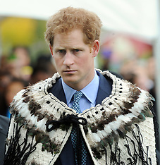 Wanganui- Prince Harry visits the River City