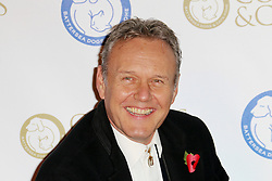 © Licensed to London News Pictures. 07/11/2013. Anthony Head at the Battersea Dogs & Cats Home Collars & Coats Gala Ball at Battersea Evolution, London UK. Photo credit: by Richard Goldschmidt/LNP