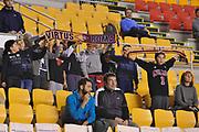 DESCRIZIONE : Roma LNP A2 2015-16 Acea Virtus Roma Assigeco Casalpusterlengo<br /> GIOCATORE : Tifosi<br /> CATEGORIA : tifosi pubblico esultanza panoramica<br /> SQUADRA : Acea Virtus Roma<br /> EVENTO : Campionato LNP A2 2015-2016<br /> GARA : Acea Virtus Roma Assigeco Casalpusterlengo<br /> DATA : 01/11/2015<br /> SPORT : Pallacanestro <br /> AUTORE : Agenzia Ciamillo-Castoria/G.Masi<br /> Galleria : LNP A2 2015-2016<br /> Fotonotizia : Roma LNP A2 2015-16 Acea Virtus Roma Assigeco Casalpusterlengo