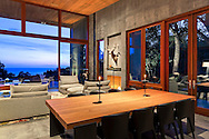 Toro Canyon Residence by John Mike Cohen Architect & Shubin+Donaldson Architects.