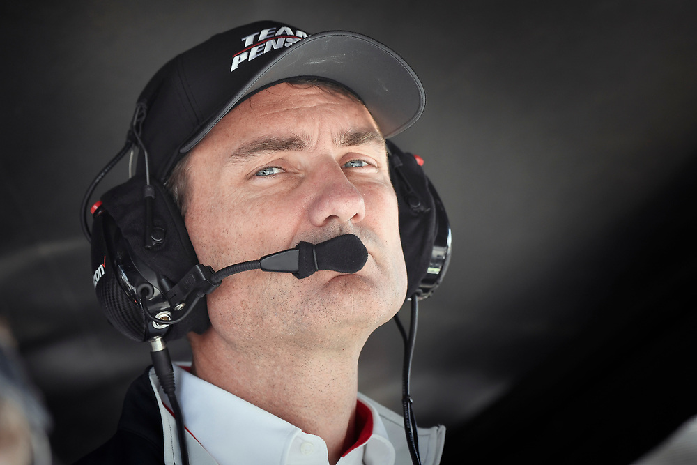 Tim Cindric, Team Penske Chevrolet<br /> Friday 13 April 2018<br /> Toyota Grand Prix of Long Beach<br /> Verizon IndyCar Series<br /> Streets of Long Beach, California USA<br /> World Copyright: Scott R LePage<br /> LAT Images
