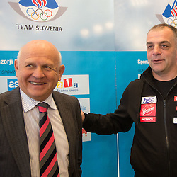 20130201: SLO, Ice Hockey - Press conference of HZS and OKS