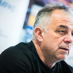 20200203: SLO, Ice Hockey - Press conference of Team Slovenia