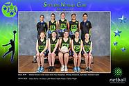 Settlers Netball Club Team Photos 2018