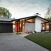 Commuter Industries- Maurer Mid Century Modern Home