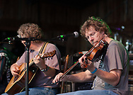 Sam Bush plays with Doc Watson and friends Merlefest 2009  2009-04-25