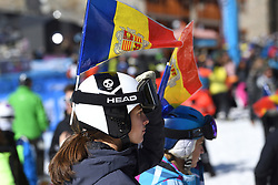 March 14, 2019 - ANDORRA - Audi FIS Ski World Cup Finals 18/19 on March 14, 2019 in Grandvalira Soldeu/El Tarter, Andorra. (Credit Image: © AFP7 via ZUMA Wire)