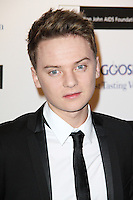 LONDON - NOVEMBER 10: Conor Maynard attended the Grey Goose Winter Ball at Battersea Power Station, London, UK. November 10, 2012. (Photo by Richard Goldschmidt)