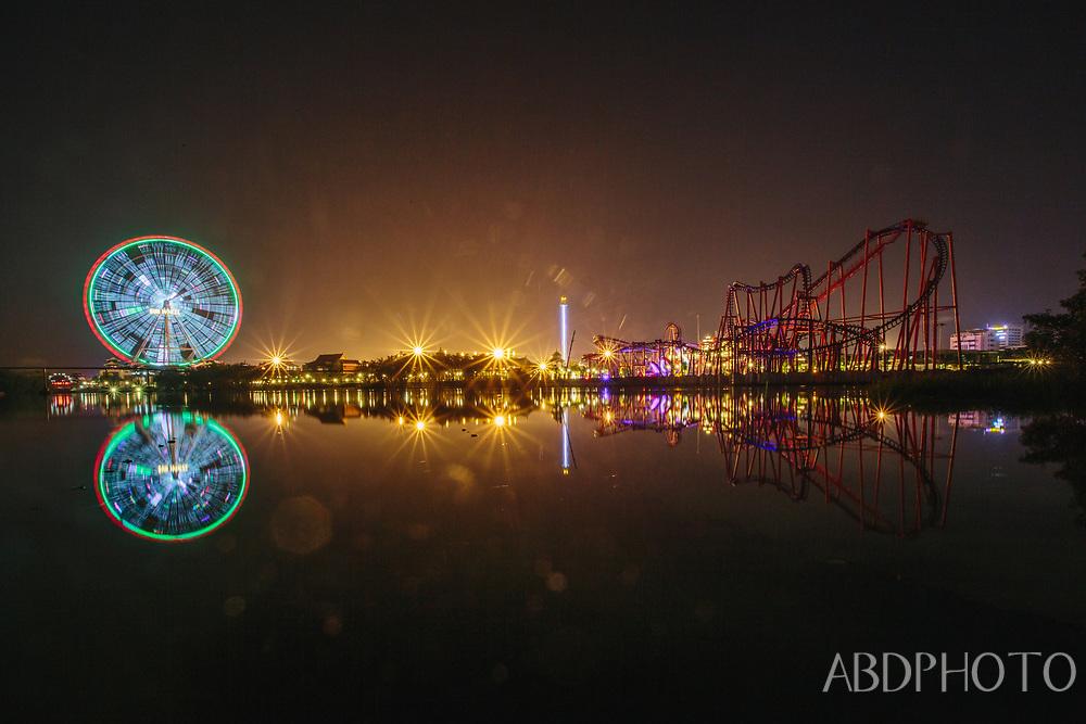 Asia Park theme park Danang Vietnam