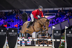 Morssinkhof Simon, BEL, Vivolta De Gree<br /> Jumping Mechelen 2019<br /> © Hippo Foto - Dirk Caremans<br />  26/12/2019