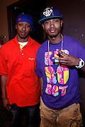 """l to r: Fred Wit and Terrence J at The launch of the Women in Entertainment Empowerment Network's (WEEN) """"Don't Judge Me...EmPower Me"""" national tour, where entertainment icons and executives will participate with thousands of young adults in intimate, interactive panel discussions held at the Hammerstein Ballroom on June 28, 2008..Topics include health; financial literacy, hosted by Genworth Financial; leadership and career development, hosted by Interpublic Group (IPG) and relationships, hosted by BET Networks.."""