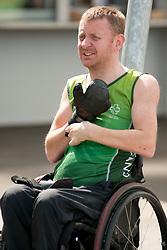 John McCarthy T51 IRL at 2014 IPC Athletics Grandprix, Nottwil, Switzerland