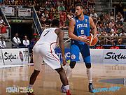 DESCRIZIONE: Bologna Basketball City Tournament - Italia Canada<br /> GIOCATORE: Danilo Gallinari<br /> CATEGORIA: Nazionale Maschile Senior<br /> GARA: Bologna Basketball City Tournament - Italia Canada<br /> DATA: 26/06/2016<br /> AUTORE: Agenzia Ciamillo-Castoria