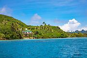 Home, Huahine-Iti Huahine, French Polynesia,