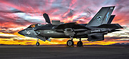 f-35 stelth fighter and  AH-64 Apache